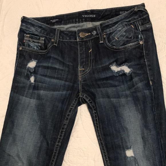 Vigoss Denim - Vigoss skinny jean